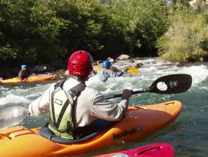 Learn to kayak - Current Adventures Kayak School