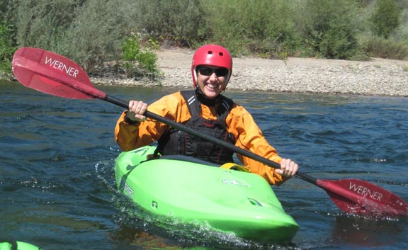 Whitewater Kayaking Instruction (RK1, RK2, RK3- Beginning Series)